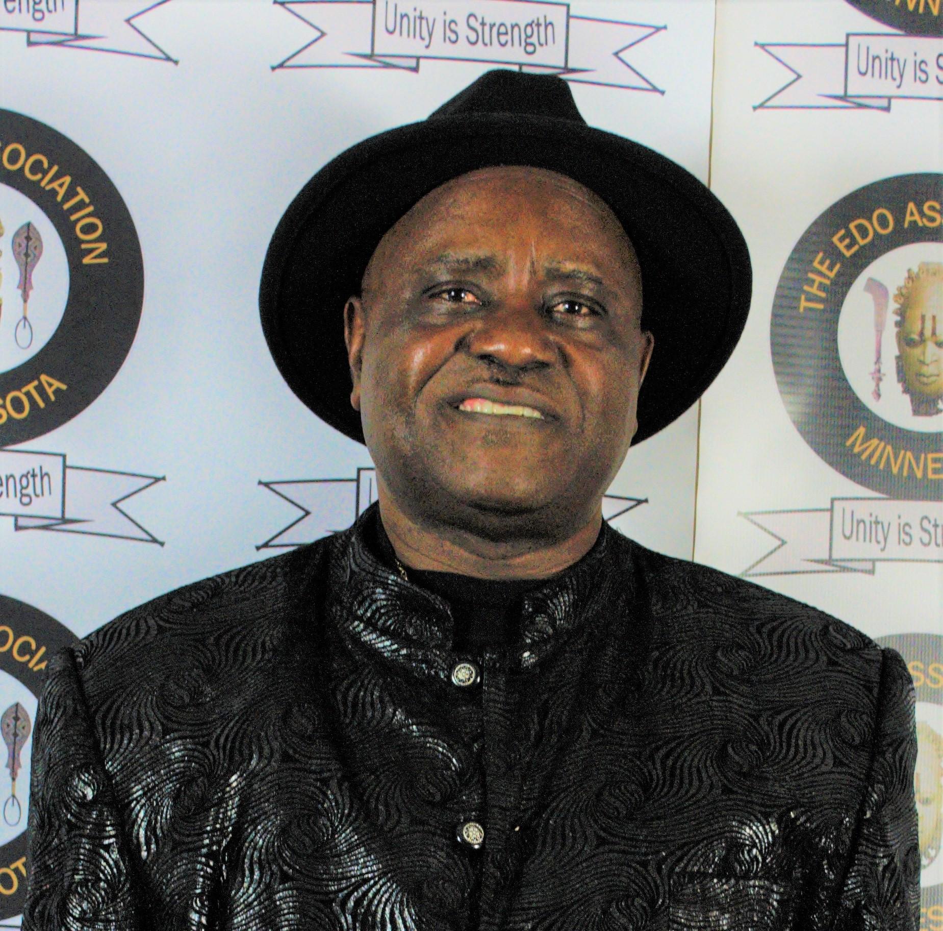 Mr. Anthony Aigbogun