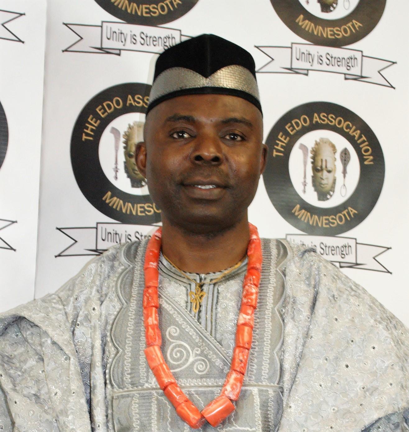 Pastor Lucky Igbinoba<